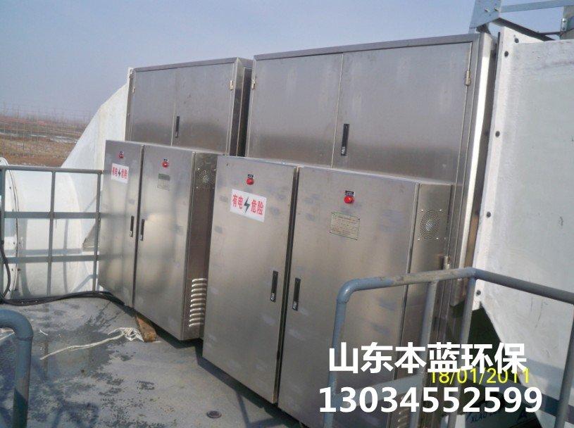UV光电废气jinghuashe备